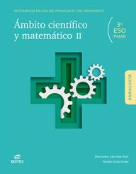 PMAR ÁMBITO CIENTÍFICO Y MATEMÁTICO II (ANDALUCÍA)