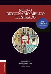 NUEVO DICCIONARIO BIBLICO ILUSTRADO RUSTICA