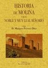 HISTORIA DE MOLINA Y DE SU NOBLE Y MUY LEAL SEÑORÍO