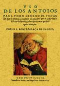 VSO DE LOS ANTOIOS PARA TODO GENERO DE VISTAS