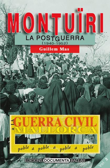 MONTUIRI, LA POSGUERRA. 1940-52