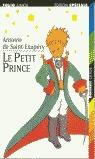 LE PETIT PRINCE PRINCIPITO EN FRANCES