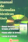 MANUAL FORMULAS TECNICAS+CD