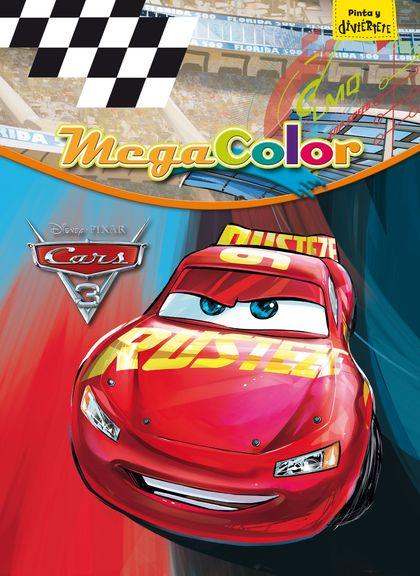 CARS 3. MEGACOLOR.