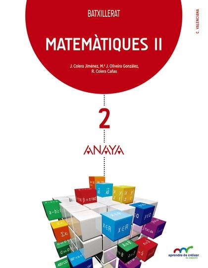 MATEMÀTIQUES II..