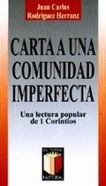 CARTA A UNA COMUNIDAD IMPERFECTA