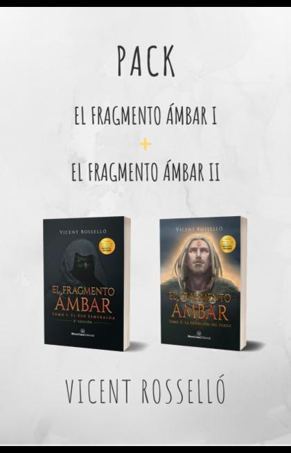 EL FRAGMENTO ÁMBAR PACK.