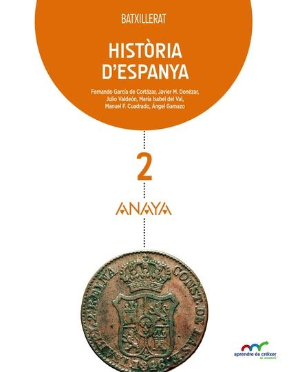 HISTÒRIA D ´ ESPANYA 2.