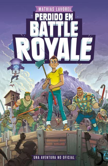 Perdido en Battle Royale