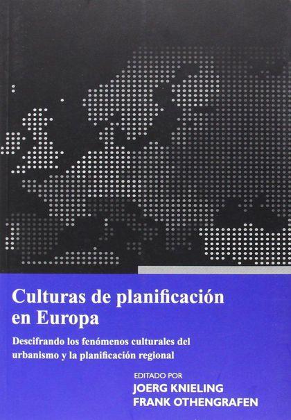 LAS CULTURAS DE PLANIFICACIÓN EN EUROPA
