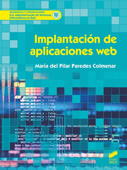IMPLANTACIÓN DE APLICACIONES WEB.