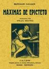 MÁXIMAS DE EPICTETO