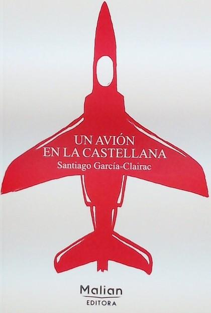 AVIÓN EN LA CASTELLANA.