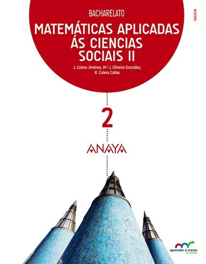 MATEMÁTICAS APLICADAS ÁS CIENCIAS SOCIAIS II.