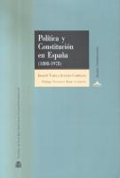 POLITICA Y CONSTITUCION EN ESPAÑA(1808-1978)