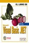 EL LIBRO DE VISUAL BASIC. NET