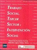 TRABAJO SOCIAL, TERCER SECTOR E INTERVENCIÓN SOCIAL