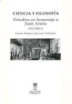 CIENCIA Y FILOSOFÍA VOL II