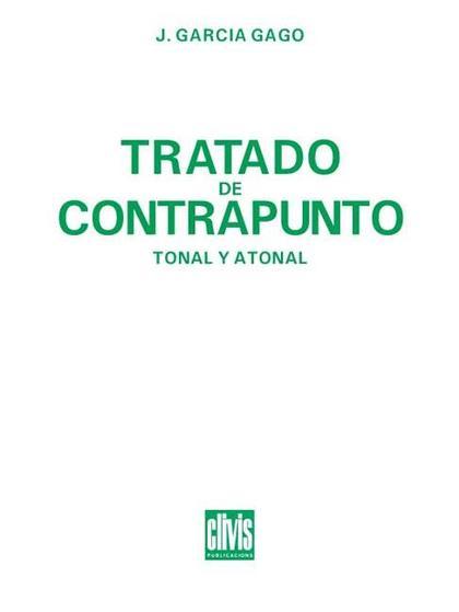 Tratado de Contrapunto Tonal y Atonal