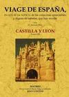 VIAGE DE ESPAÑA XII : CASTILLA Y LEÓN