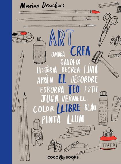 ART, CREA EL TEU LLIBRE.