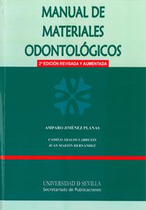 MANUAL DE MATERIALES ODONTOLÓGICOS.