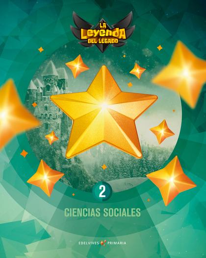 CIENCIAS SOCIALES 2ºEP CUADRICULA 18 LEYENDA LEGAD.
