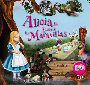 ALICIA EN EL PAIS DE LAS MARAVILLAS (SET VR-AR).