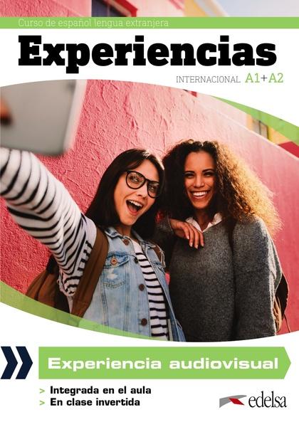 EXPERIENCIAS INTERNACIONAL A1 + A2. EXPERIENCIA AUDIOVISUAL