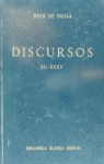 DISCURSOS XII-XXXV (N.127)