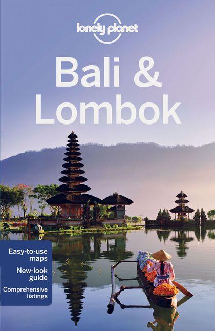 BALI & LOMBOK 15  *LONELY PLANET ING.2015*