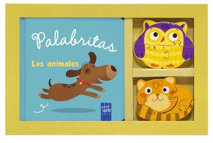 LOS ANIMALES. MI CAJA DE PALABRAS