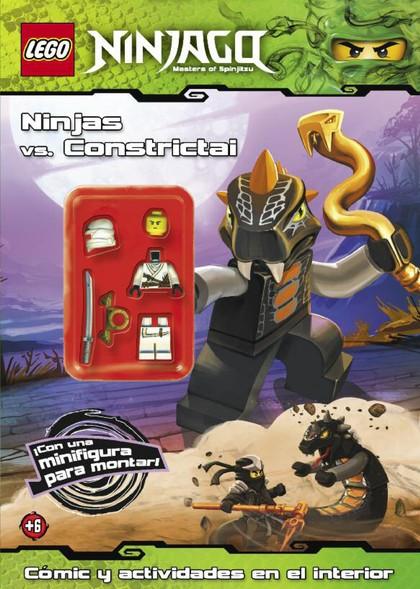 LEGO NINJAGO. NINJAS VS. CONSTRICATI