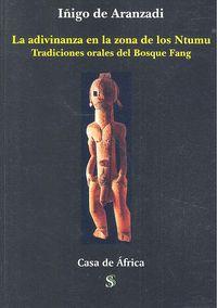 La adivinanza en la zona de los ntumu tradiciones orales del bosque Fa