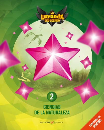 CIENCIAS NATURALES 2ºEP MADRID 18 LEYENDA LEGADO.