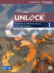 UNLOCK LEVEL 1 READING AND WRITING SKILLS TEACHER´S BOOK WITH DVD