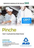 PINCHE DEL SERVICIO ANDALUZ DE SALUD. TEST Y SUPUESTOS PRÁCTICOS