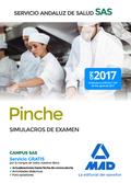 PINCHE DEL SERVICIO ANDALUZ DE SALUD. SIMULACROS DE EXAMEN