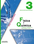 FÍSICA Y QUÍMICA, 3 ESO (ANDALUCÍA, CASTILLA-LA MANCHA)