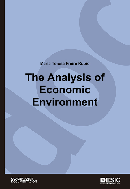 THE ANALYSIS OF ECONOMIC ENVIRONMENT.