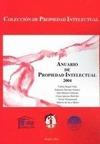 ANUARIO DE PROPIEDAD INTELECTUAL, 2004