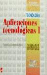 APLICACIONES TECNOLOGICAS 1 SEGUNDO CICLO
