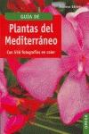 GUÍA DE PLANTAS DEL MEDITERRÁNEO