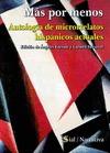 ANTOLOGÍA DE MICRORRELATOS HISPÁNICOS ACTUALES