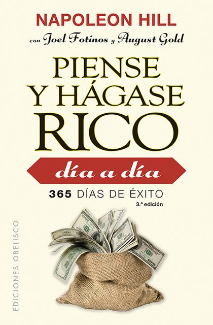 PIENSE Y HÁGASE RICO DÍA A DÍA  (B)