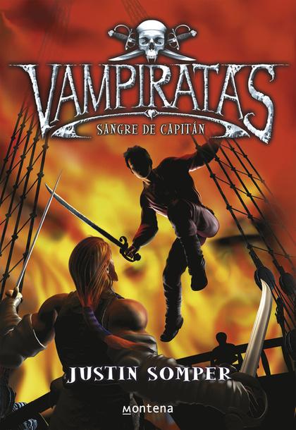 VAMPIRATAS III. SANGRE DE CAPITÁN