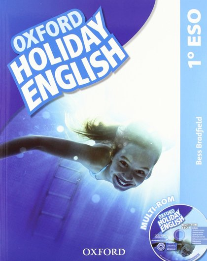 HOLIDAY ENGLISH 1ºESO STUD PACK ESP 2ED