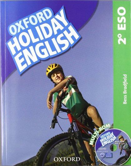 HOLIDAY ENGLISH 2ºESO STUD PACK ESP 2ED