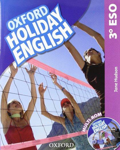 HOLIDAY ENGLISH 3ºESO STUD PACK ESP 2ED