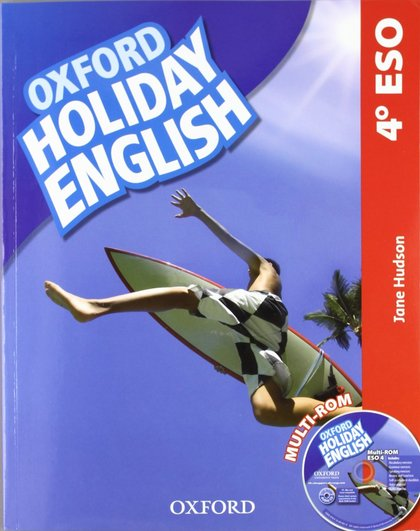 HOLIDAY ENGLISH 4ºESO STUD PACK ESP 2ED